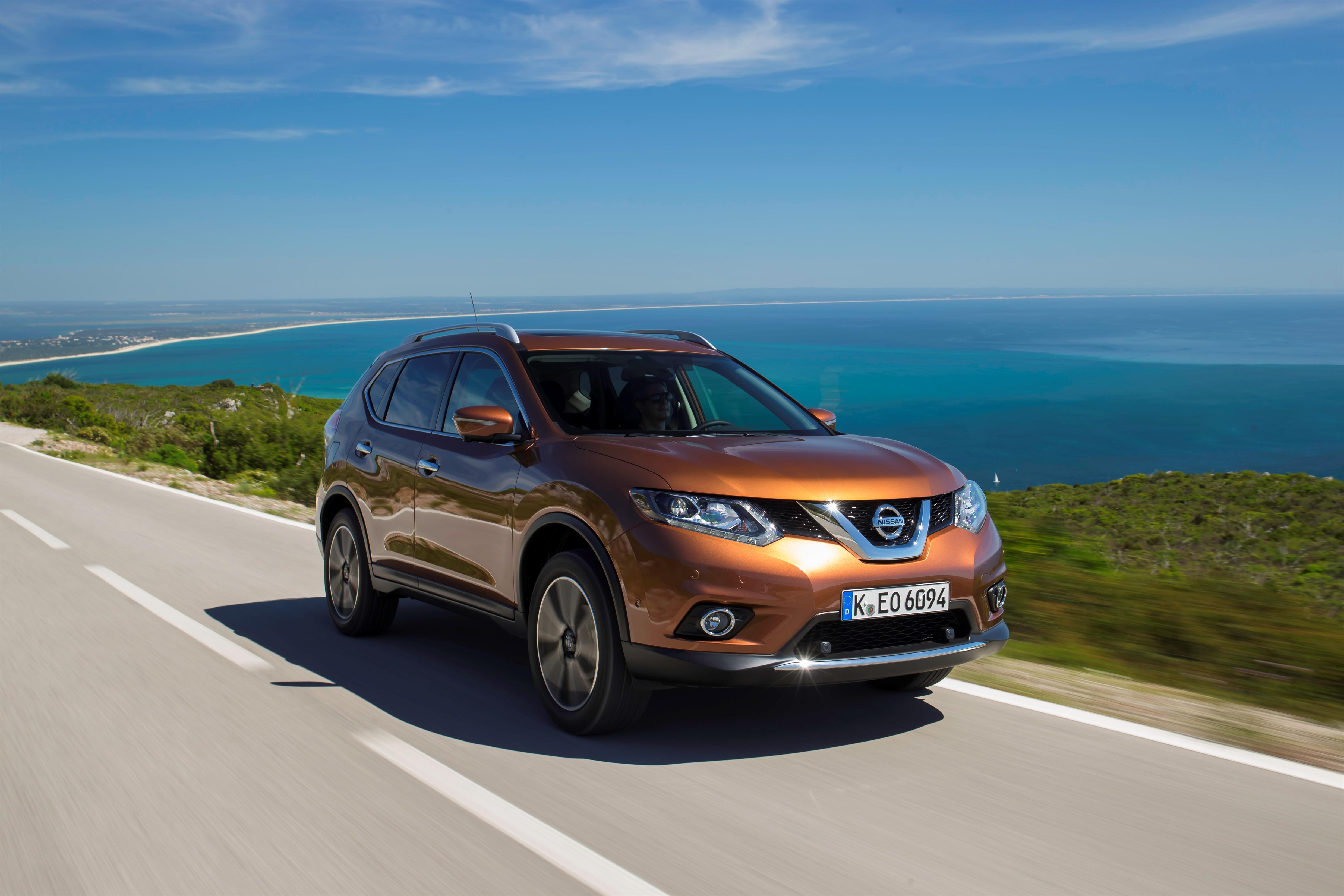 A Nissan X-Trail 7 posti il World Car Award