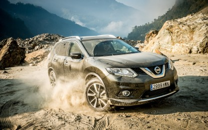 Nissan X-Trail con nuovo 1.6 DIG-T