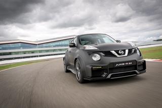 Nissan Juke R 2.0: la belva è tornata!