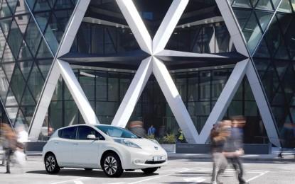 Nissan e la stazione di servizio del futuro