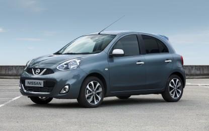 Nuova Nissan Micra n-tec