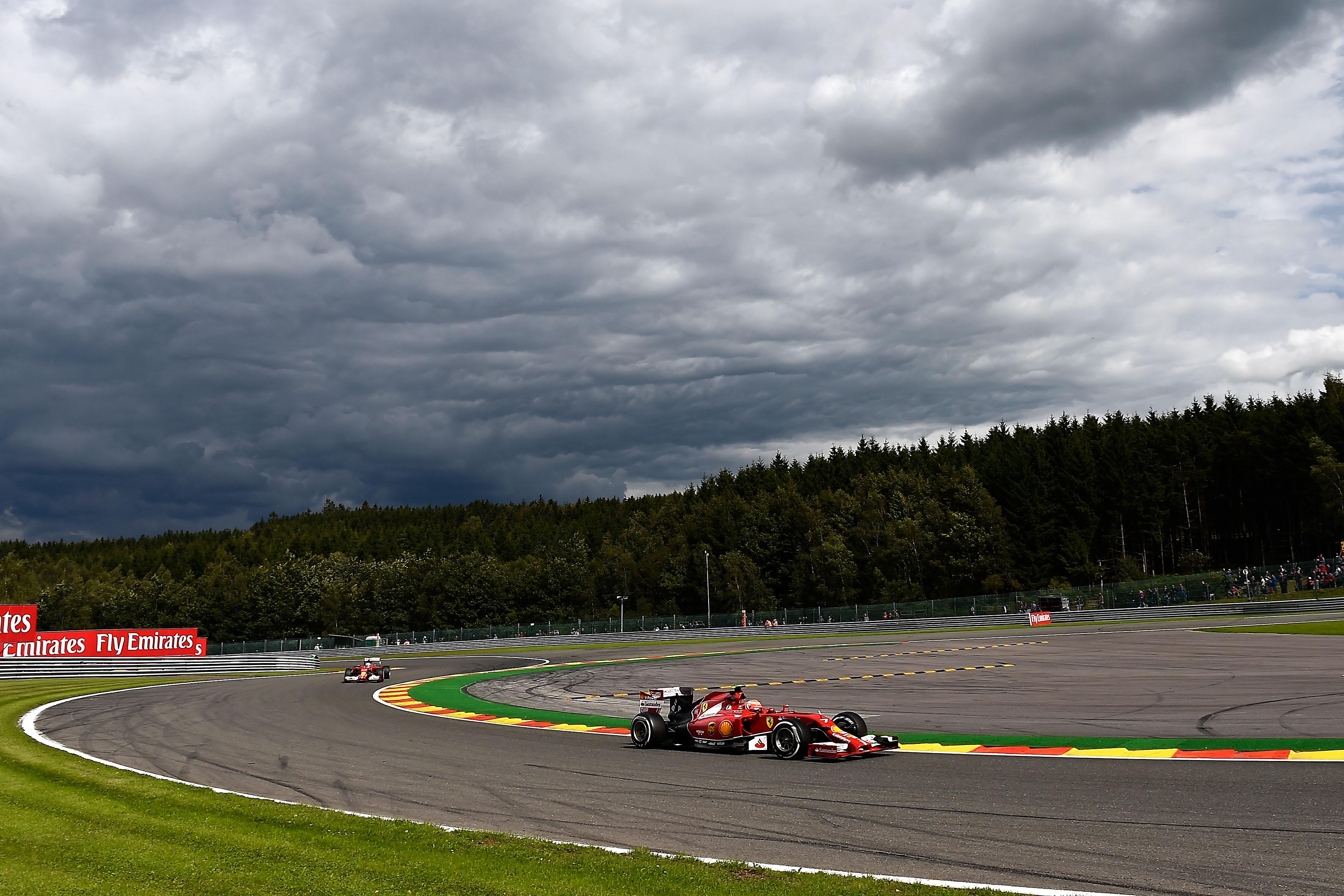 Belgio: la Ferrari pronta, con 900 candeline!