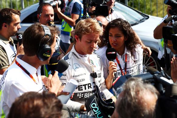 Pirelli: Rosberg vuole decisioni prima di Monza