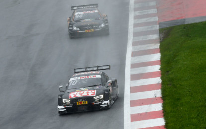 DTM: Scheider, Ullrich e Audi puniti