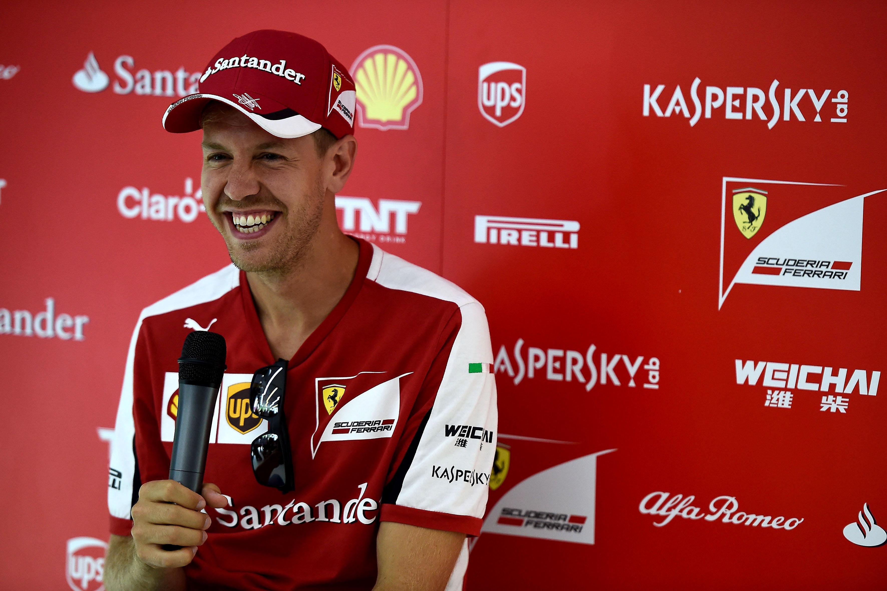 Belgio: Vettel realistico, ma pronto a lottare