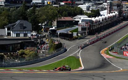 GP Belgio: Ferrari pronta per il round nelle Ardenne
