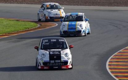 Trofeo Abarth: pole di Lilja