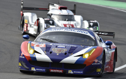 WEC: una vittoria e due podii per la Ferrari