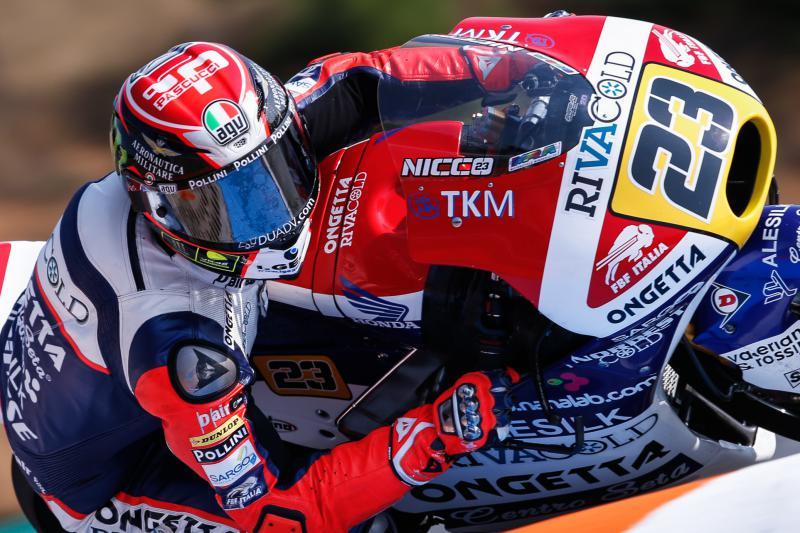 Moto3: prima vittoria di Antonelli