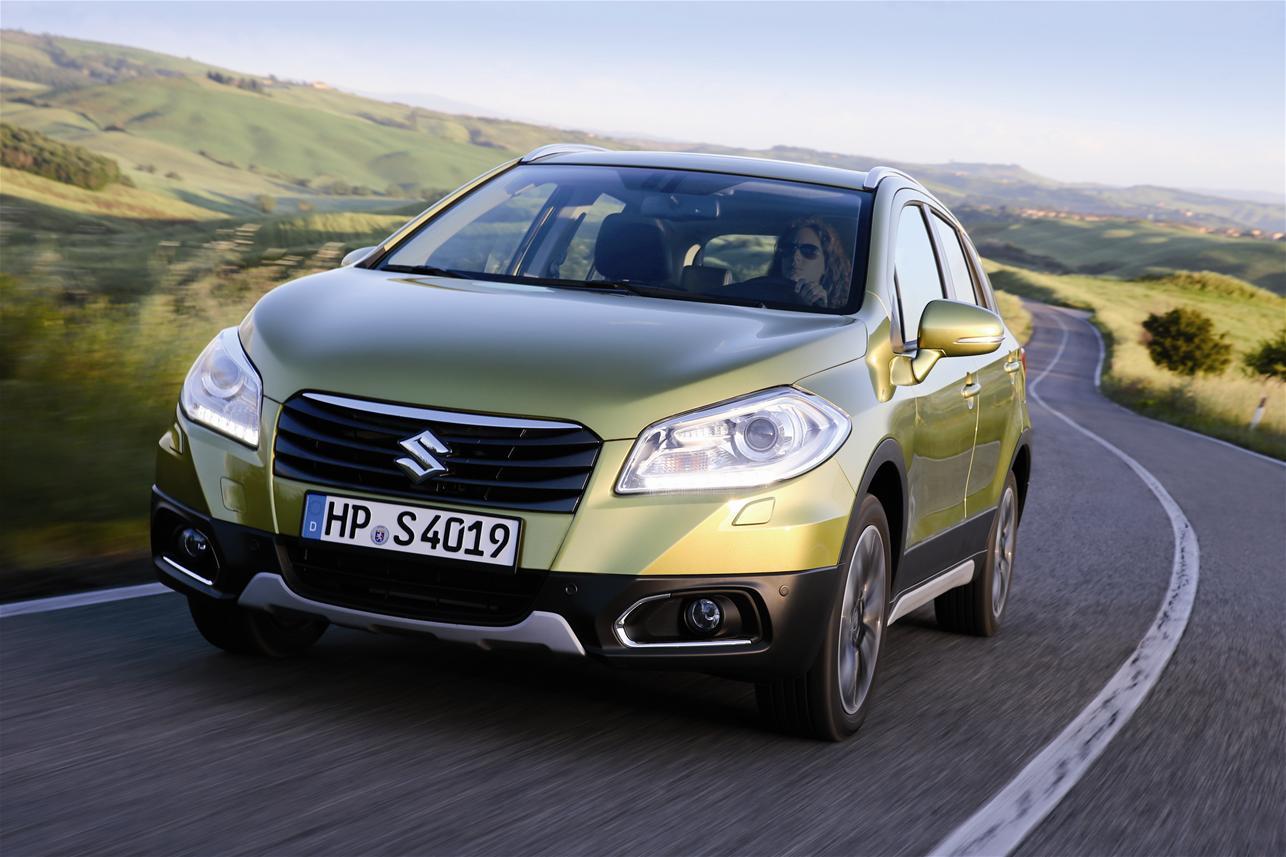 Suzuki S-CROSS: arriva il cambio DCT