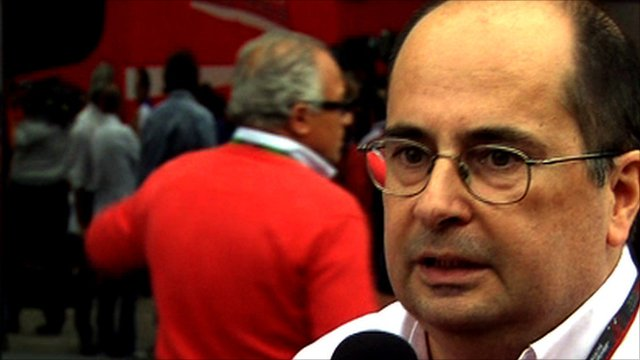 Luca Colajanni direttore comunicazione F1 Liberty Media