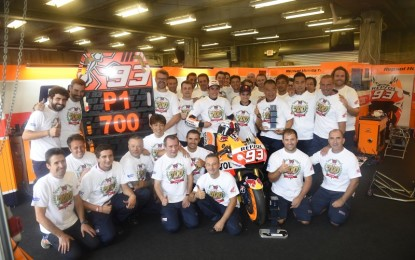 MotoGP: vittoria #700 per la Honda
