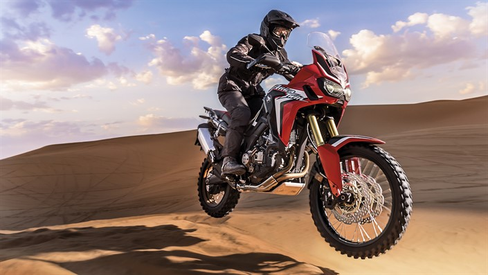 Nuova Honda CRF1000L Africa Twin 2016