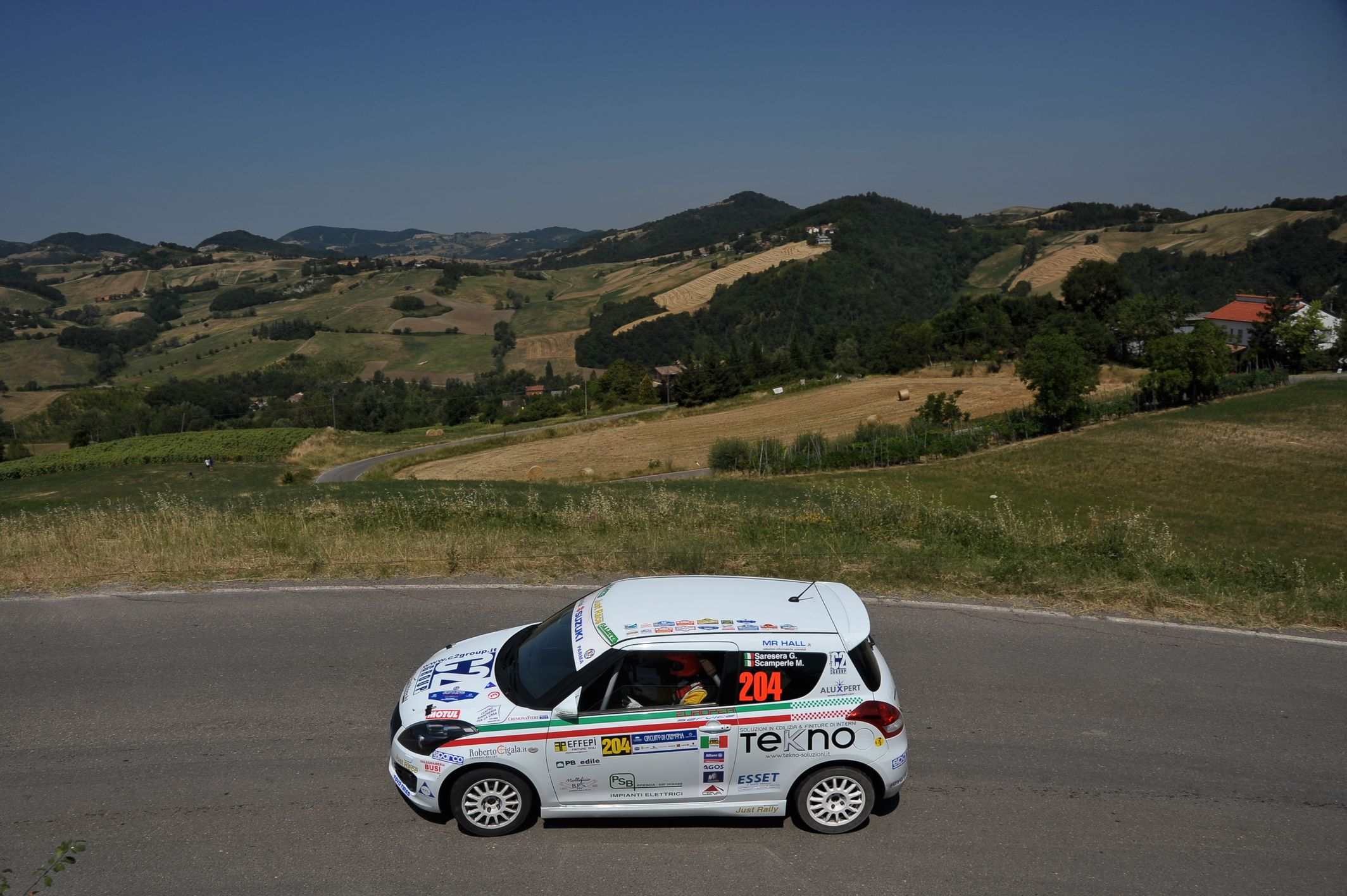 Suzuki Rally Trophy: partita aperta in Friuli