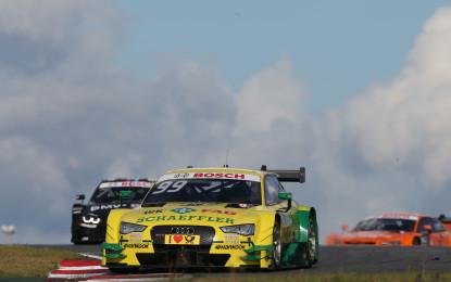 DTM: Audi vince e riprende la leadership