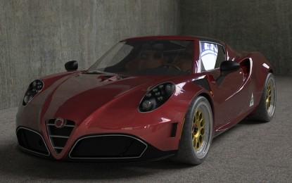 Kit completi per Alfa 4C by Romeo Ferraris