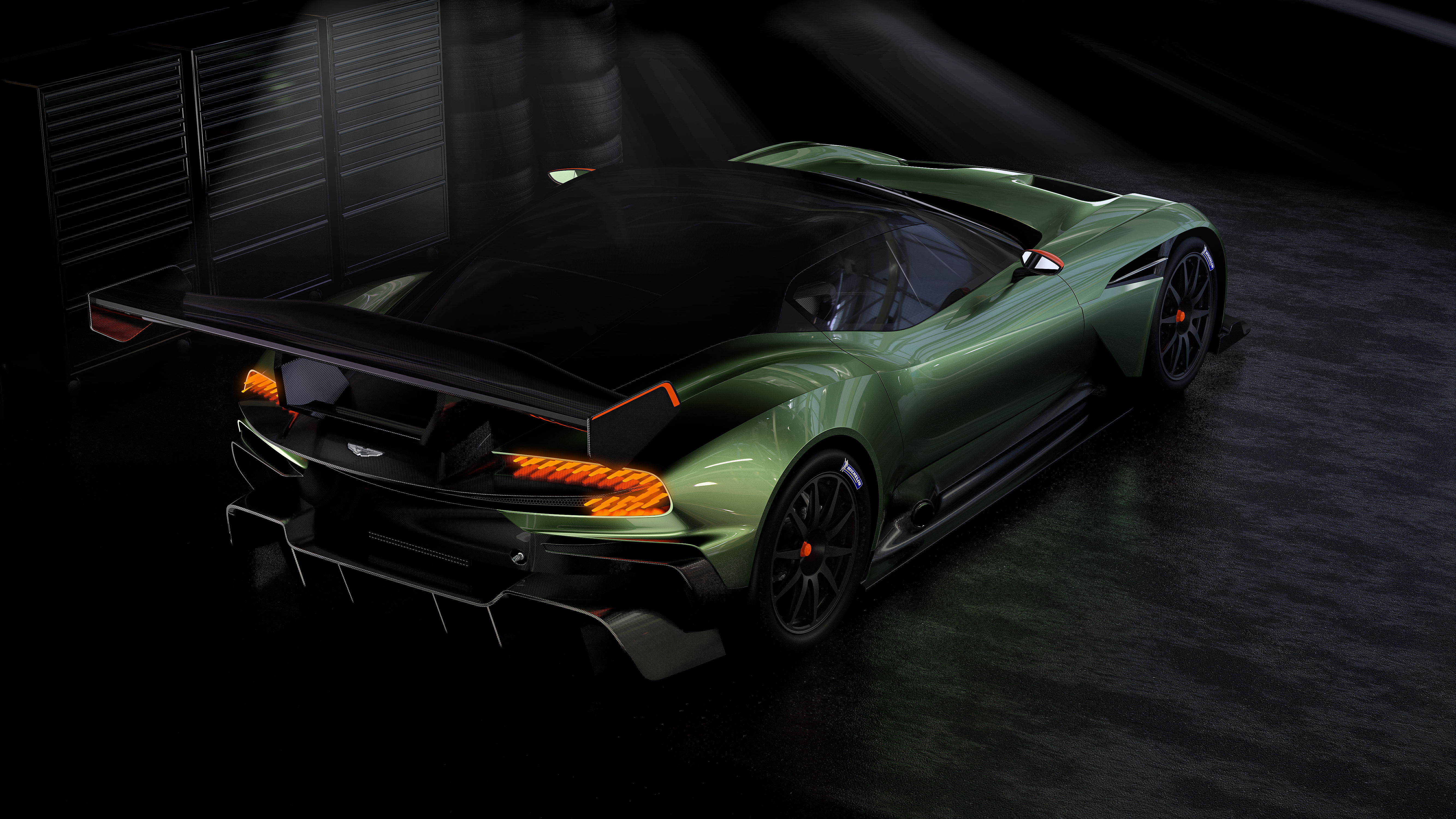 Aston Martin da sogno a Salon Privé