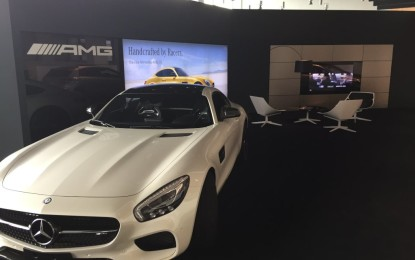 Si amplia la rete AMG Performance Center