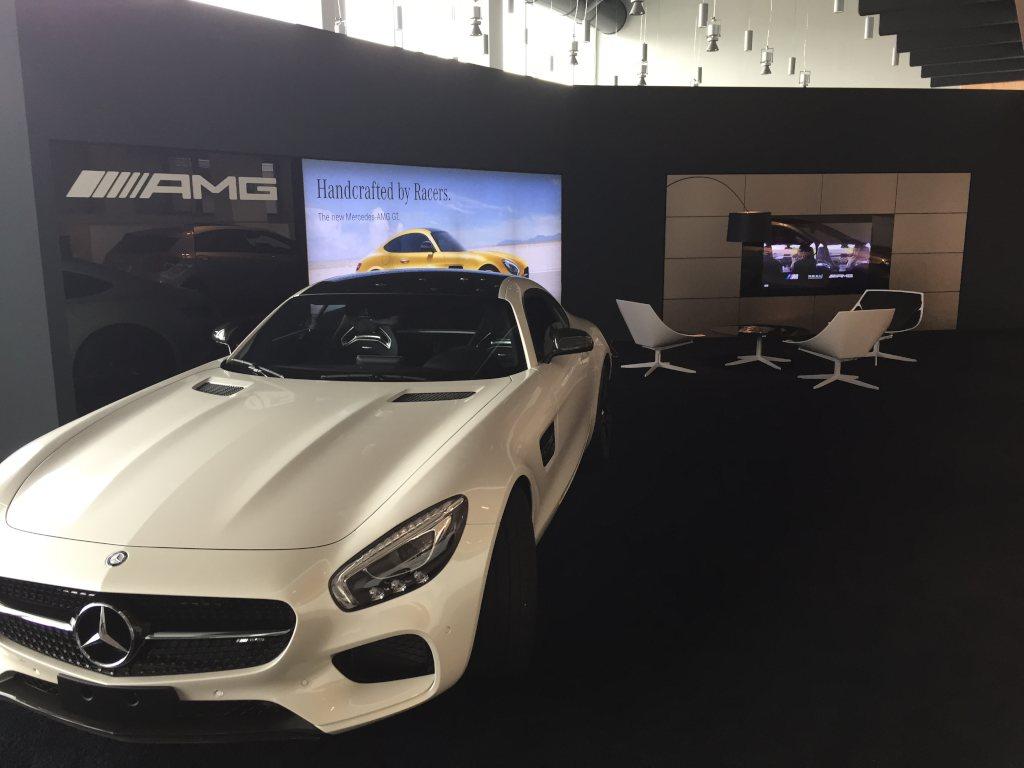 Si amplia la rete AMG Performance Center