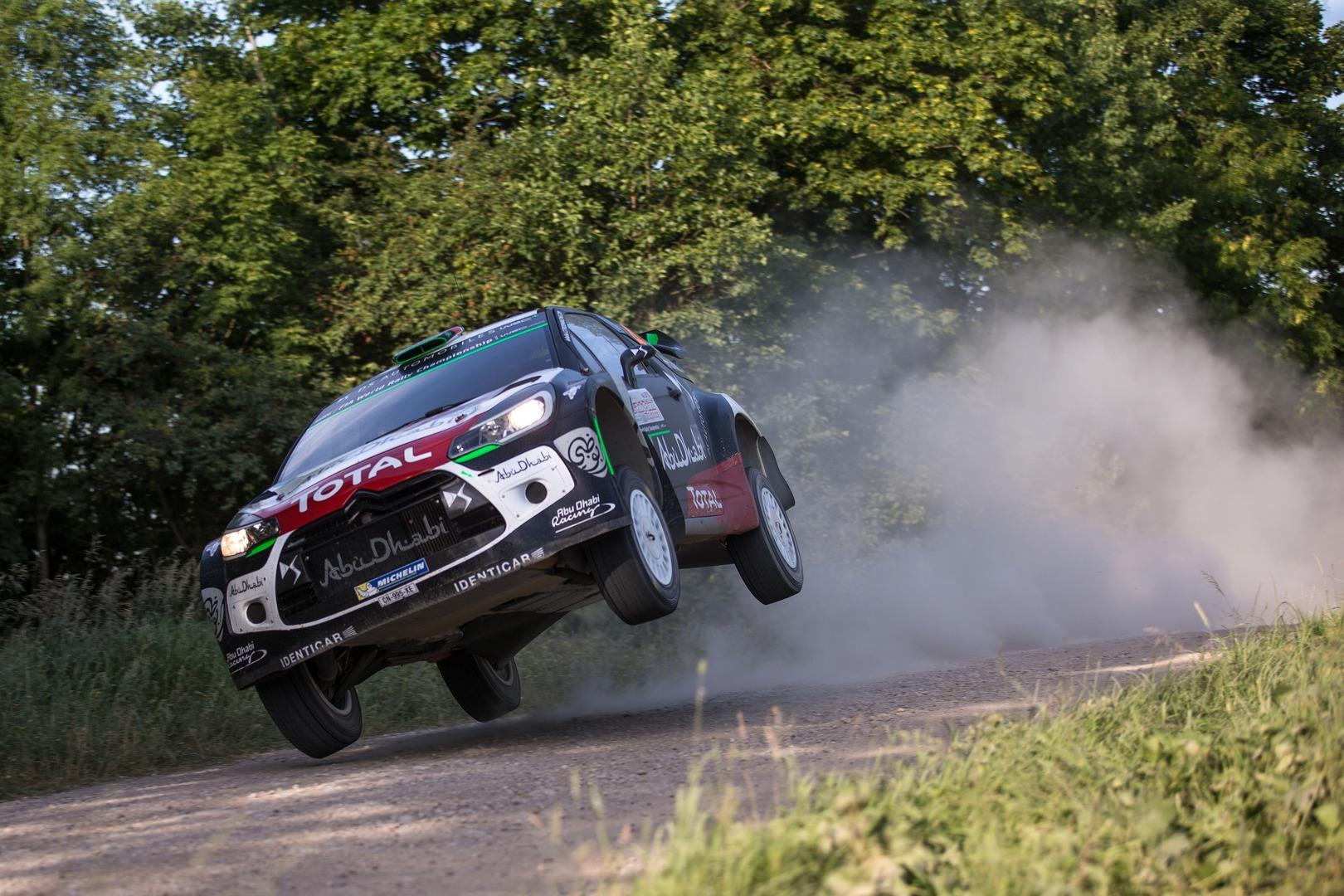 WRC: nuovo podio per Østberg
