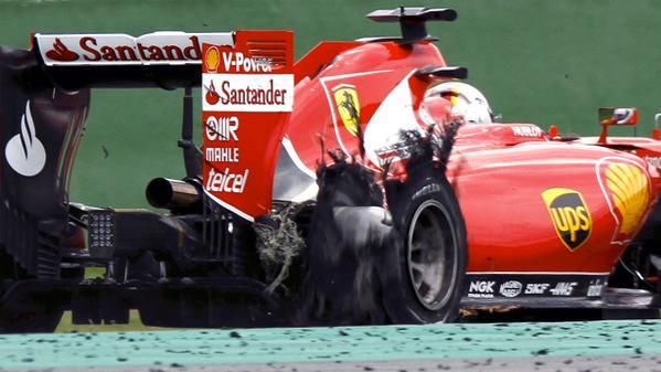 Belgio: il punto sulla gara Ferrari