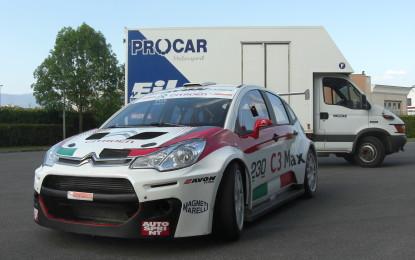 Citroën C3 Max nel CIVM