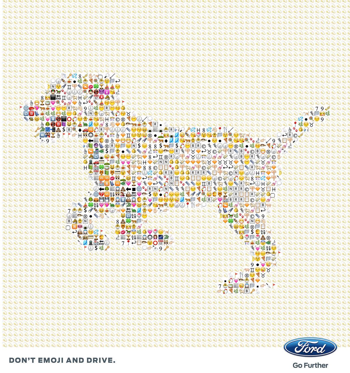 Ford: no smartphone alla guida