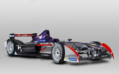 DS Virgin Racing: il video