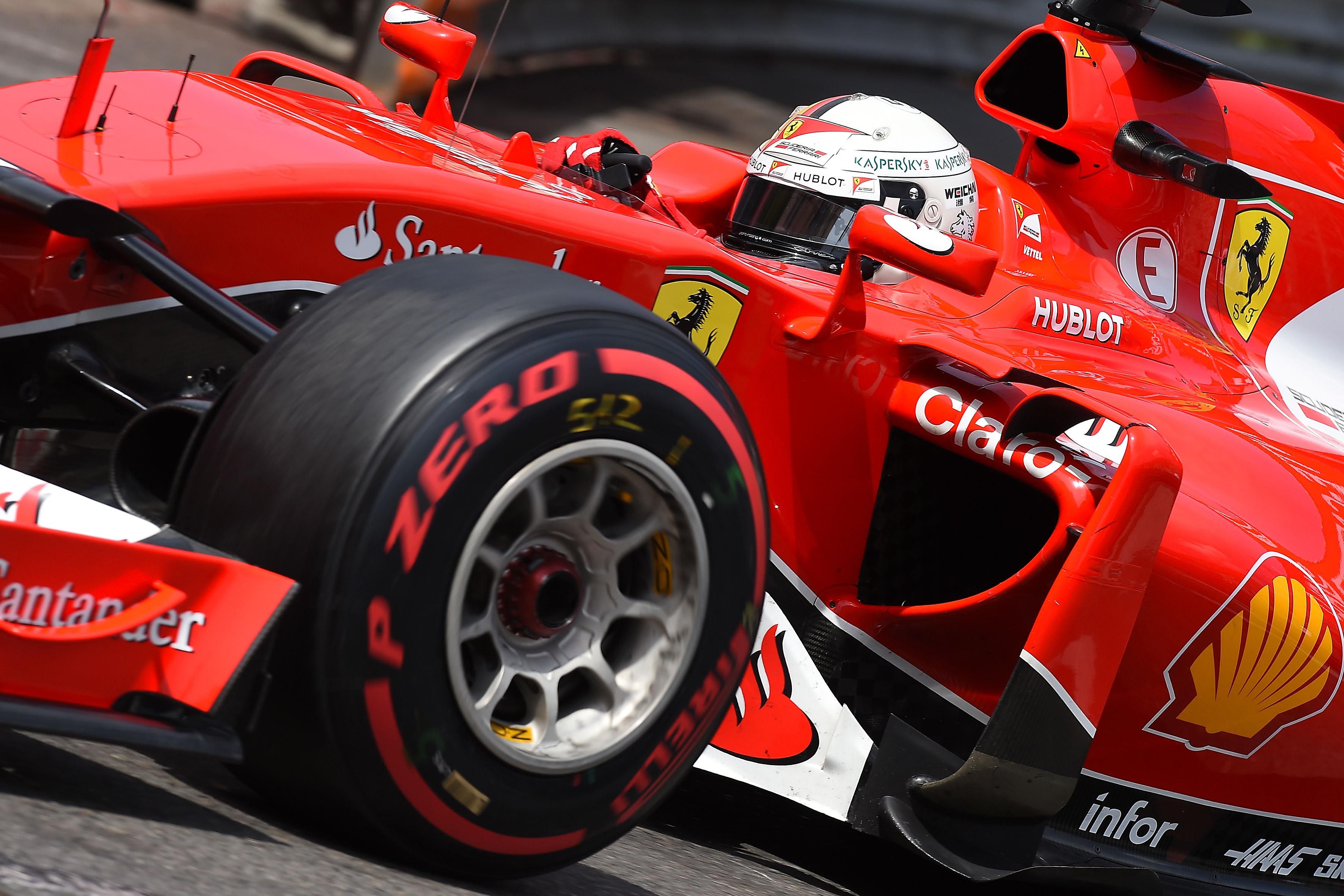 Pneumatici F1: un limite max di giri?