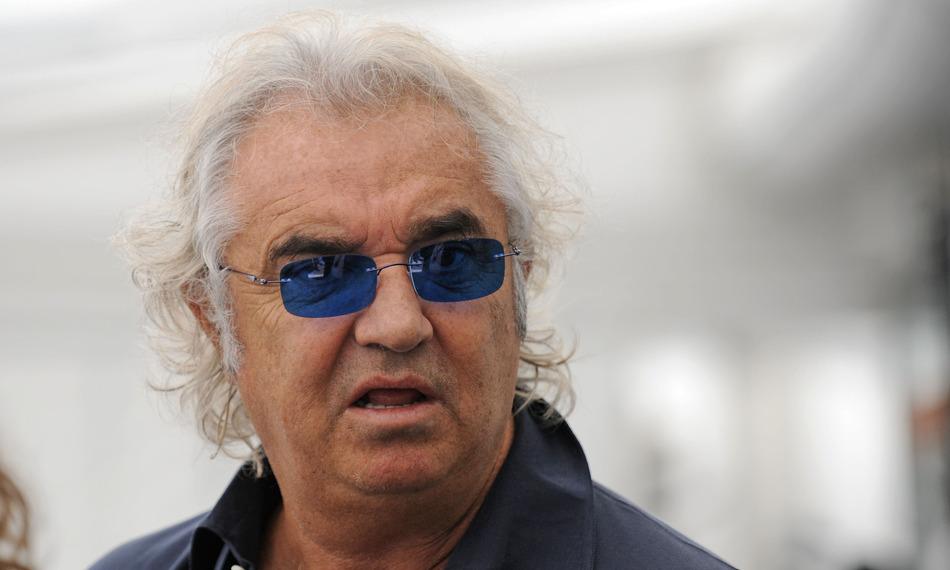 Briatore, tra presente e futuro della F1
