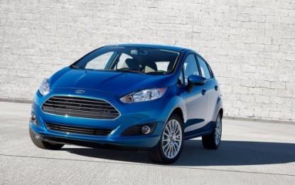 Ford Fiesta: la più venduta