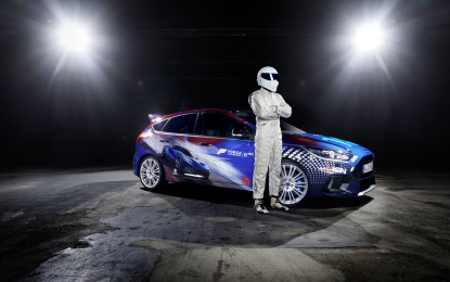 The Stig svela la 'one-off' Focus RS