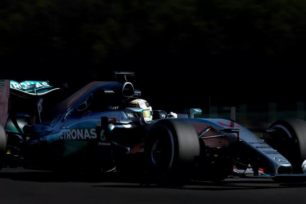 Belgio: trionfo Hamilton, rabbia Vettel