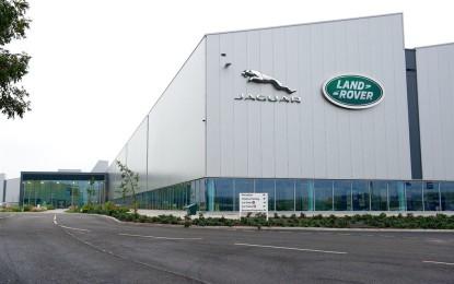 Jaguar LR: nuova fabbrica in Slovacchia
