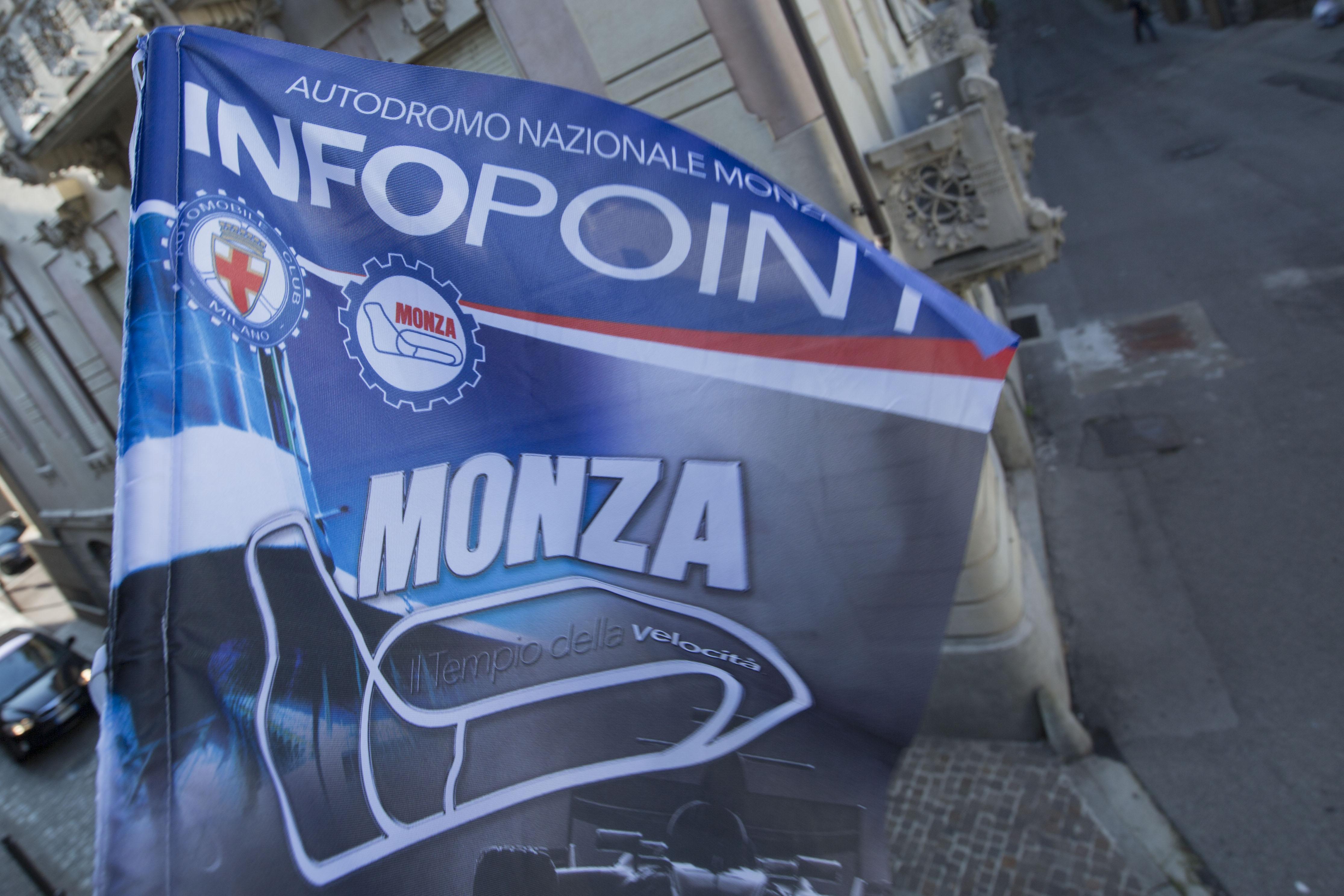 GP Italia: nuovo Infopoint in centro a Monza
