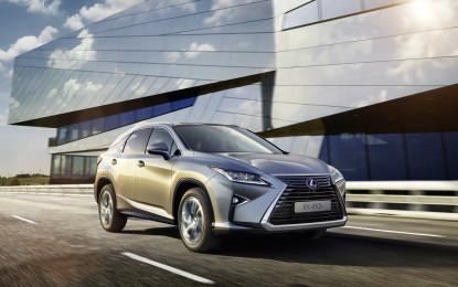 Le novità Lexus a Francoforte