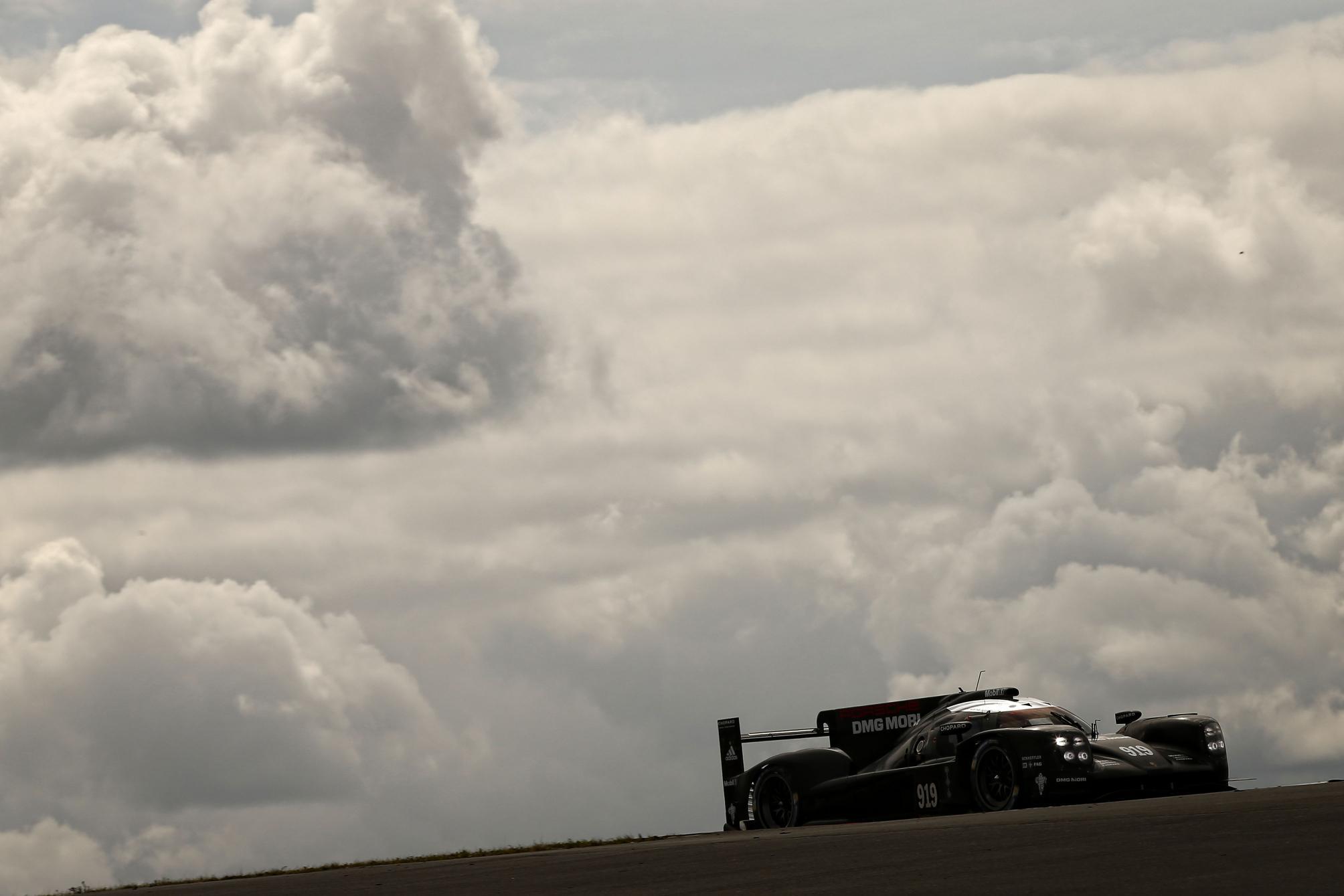Prove al Nürburgring per la 919 Hybrid