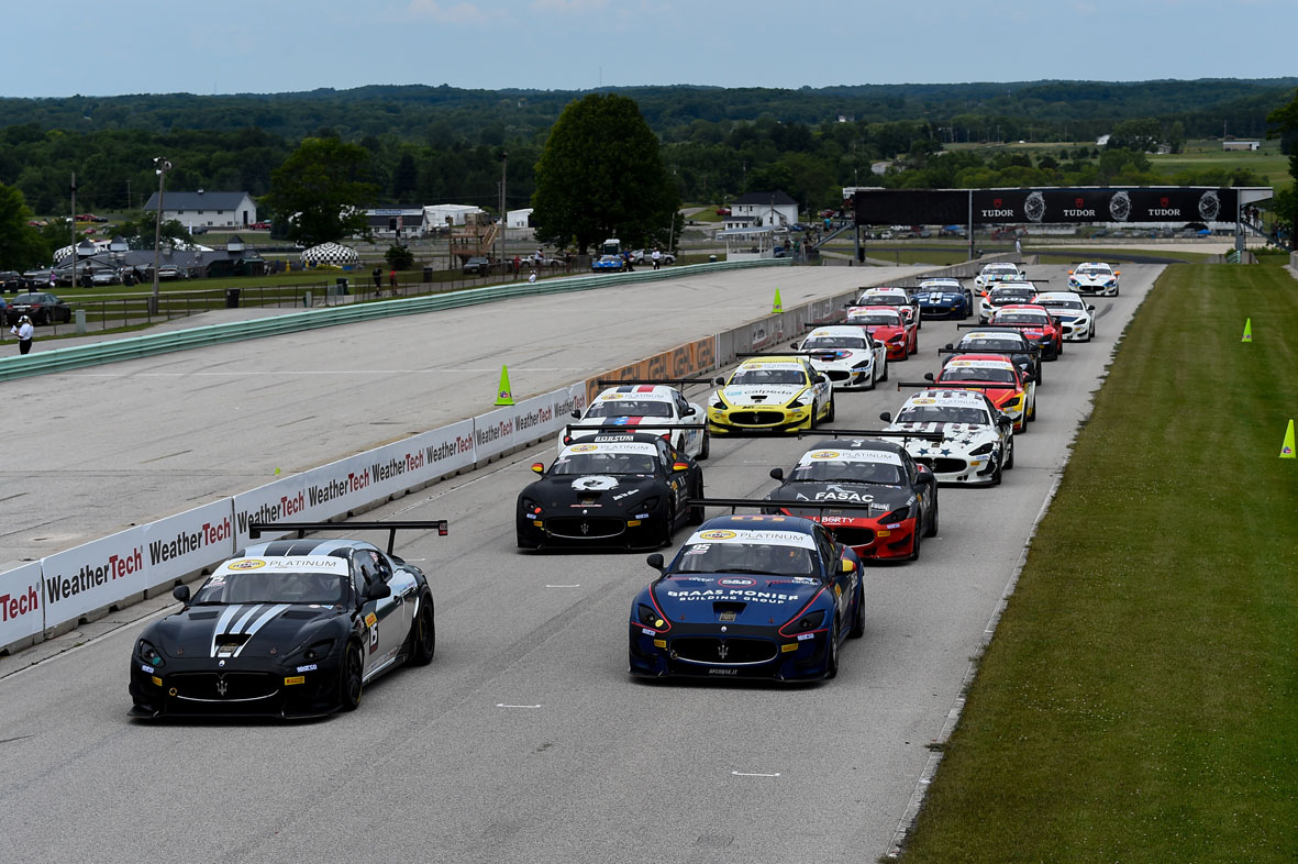 Maserati Trofeo: quarto round in Virginia