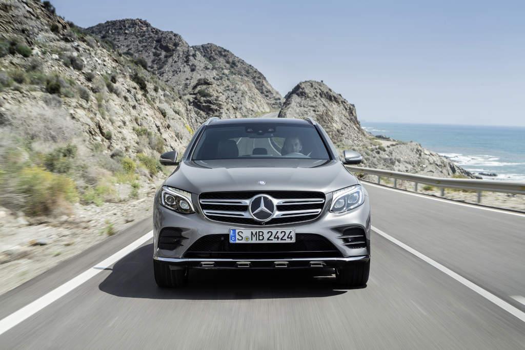 Nuovo Mercedes-Benz GLC