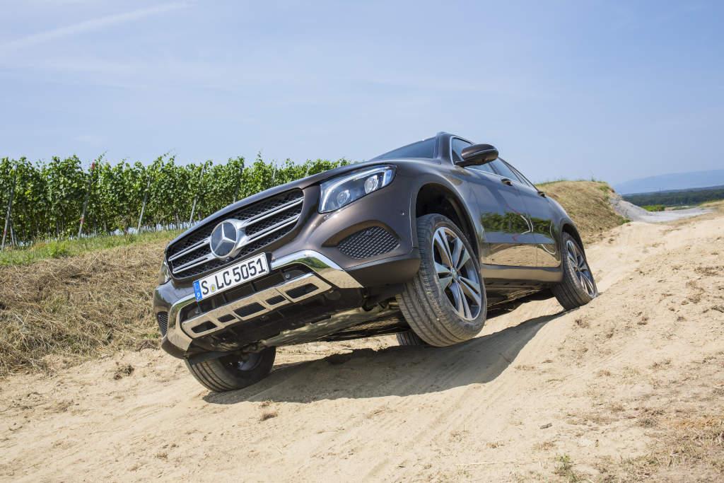 Bridgestone per nuova Mercedes-Benz GLC
