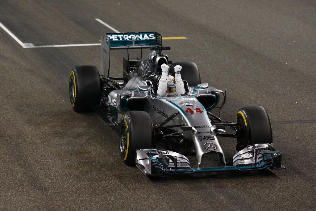Trofeo Bandini a Mercedes-AMG Petronas