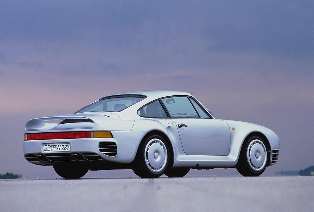 Porsche celebrates 30 years of the 959