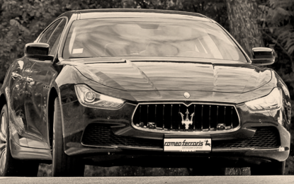 Pacchetti per Maserati by Romeo Ferraris