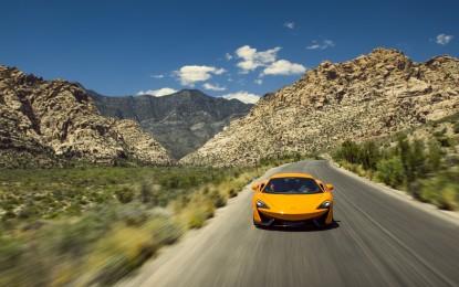 McLaren Sports Series in pre-produzione