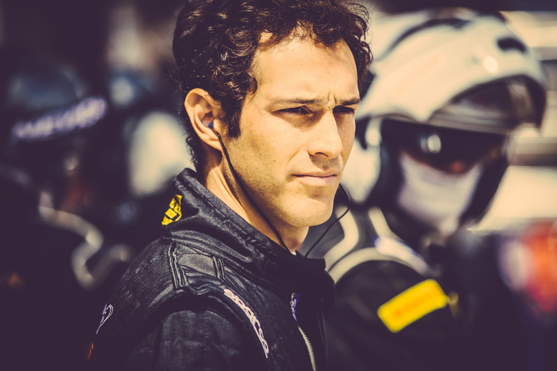 Bruno Senna nel McLaren P1 GTR Driver Programme