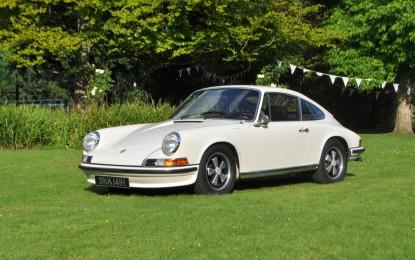 Porsche: la più grande asta al mondo