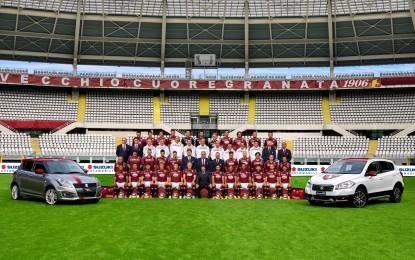 Suzuki Main Sponsor Torino Football Club