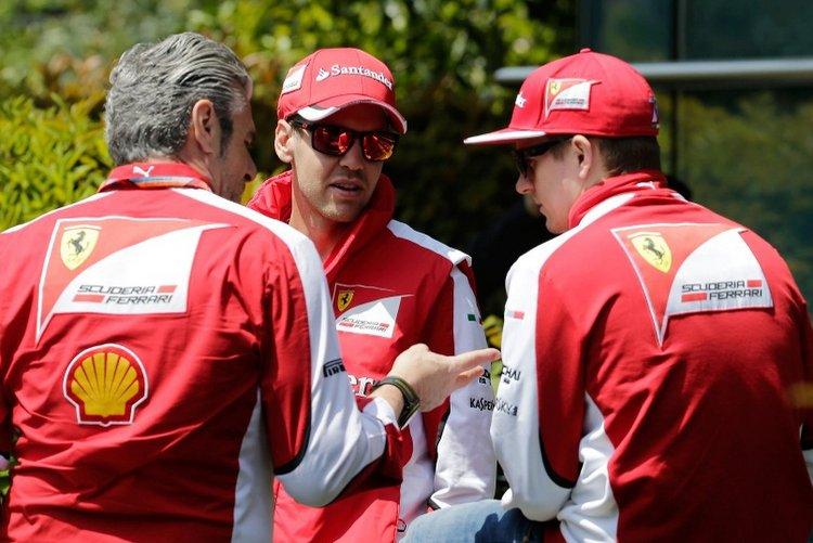 Kimi-Ferrari nel segno della continuità