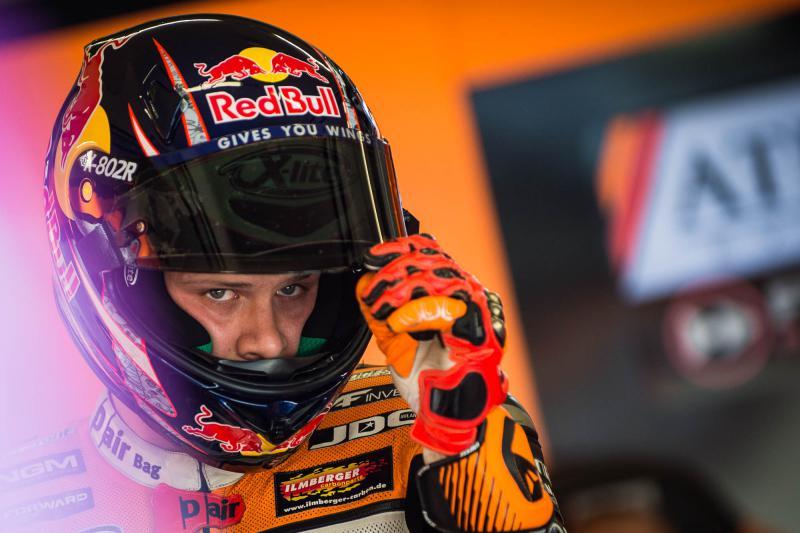 MotoGP: Bradl firma con l'Aprilia