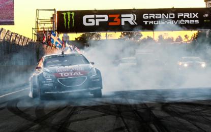 RX: Jeanney wins for Team Peugeot-Hansen